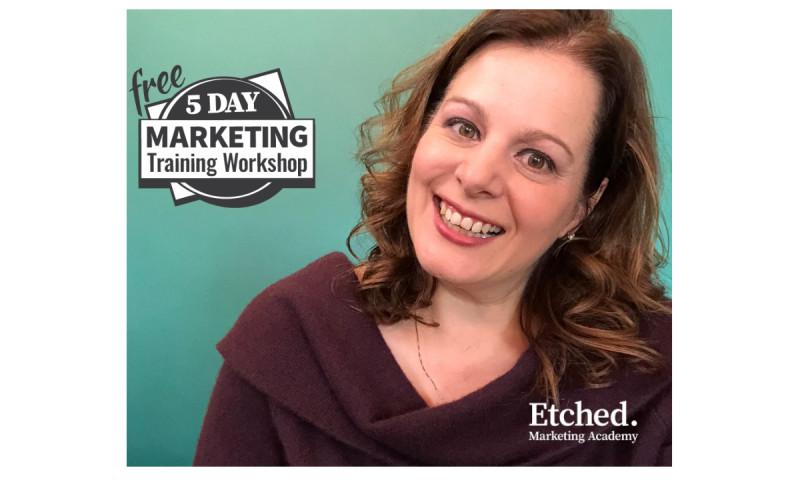 Etched Marketing - Photo - 2
