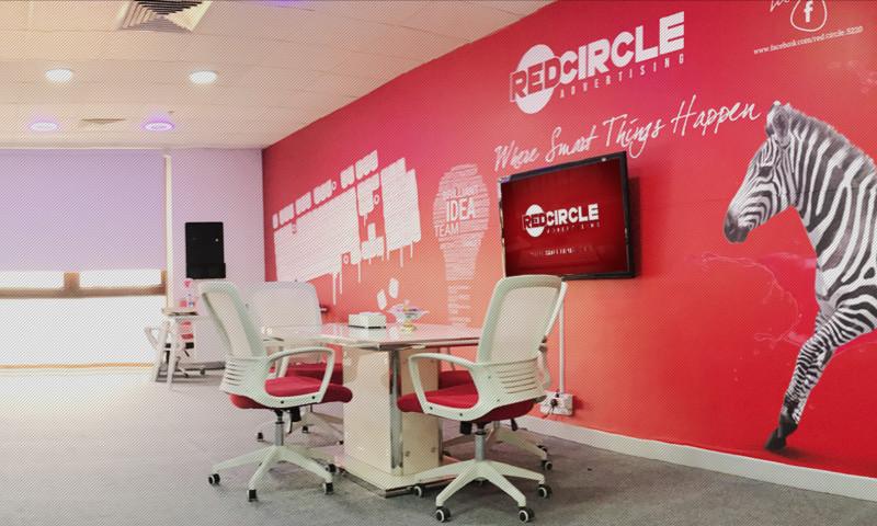 Red Circle Advertising - Photo - 2