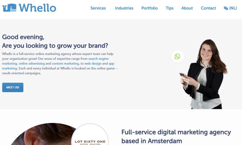 Whello Digital Agency - Photo - 2