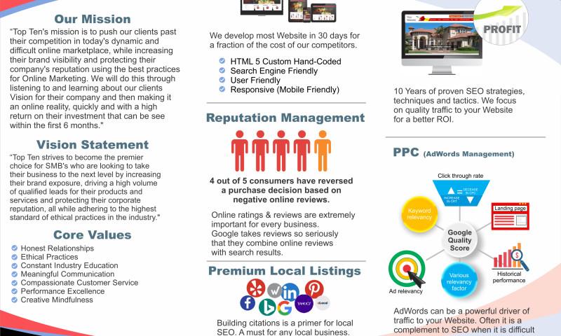 Top Ten Website Marketing - Photo - 2