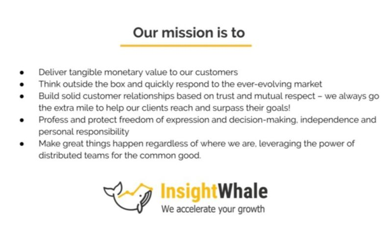 InsightWhale - Photo - 3