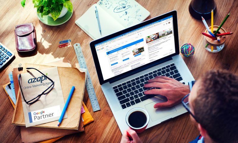Azapi Online Marketing Agency - Photo - 1