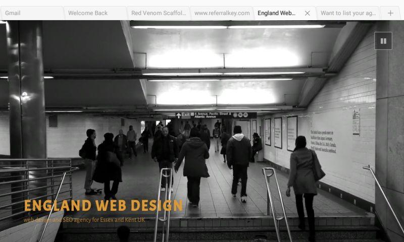England Web Design - Photo - 2