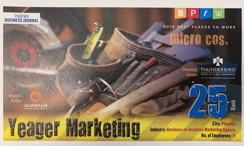 Yeager Marketing - Photo - 2