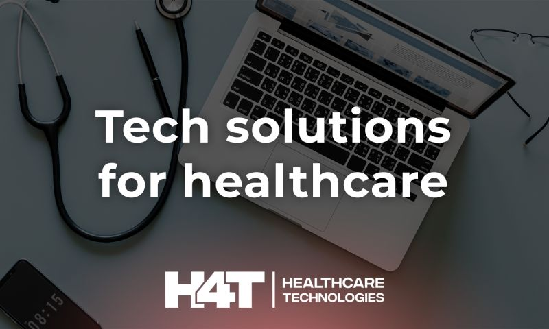 Health4Tech (Tech solutions for healthcare) - Photo - 1
