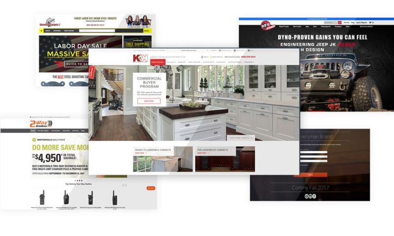Clemson Web Design - Photo - 2