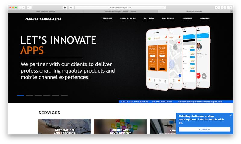 MedRec Technologies - Photo - 2