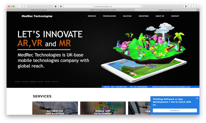 MedRec Technologies - Photo - 3