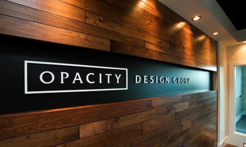 Opacity Design Group Ltd - Photo - 3