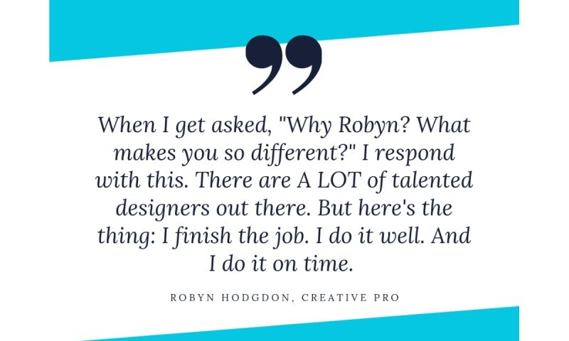 Robyn Hodgdon, Creative Pro - Photo - 2