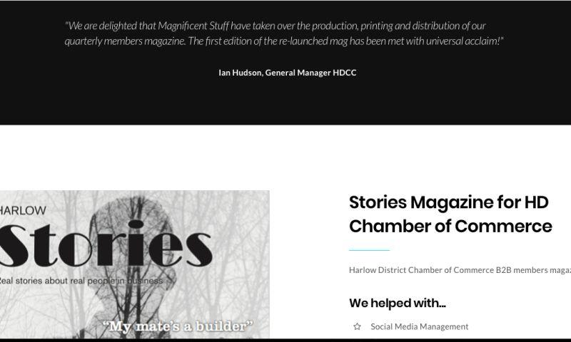 Magnificent Stuff Ltd. - Photo - 3