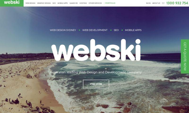 Webski Solutions Reviews | View Portfolios | DesignRush