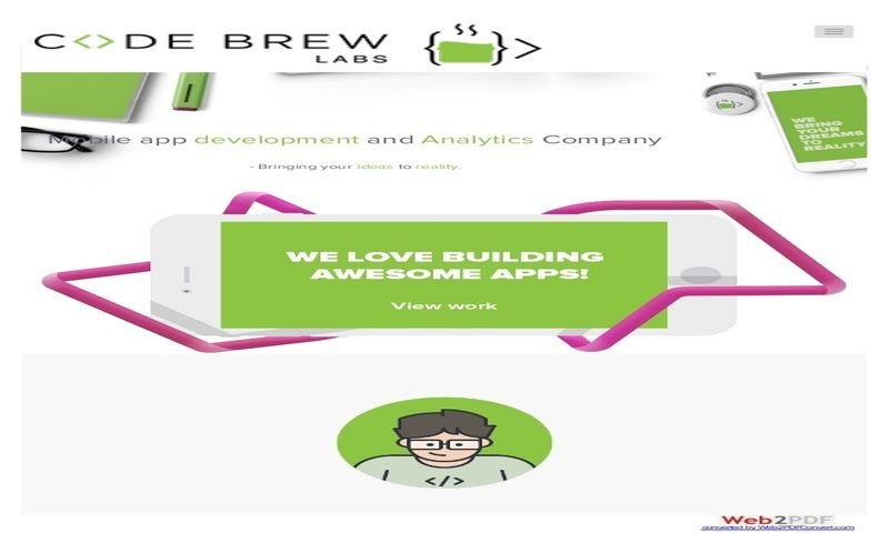 Code Brew Labs Dubai - Photo - 3