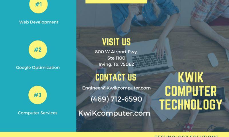 Kwik Computer Technology - Photo - 1