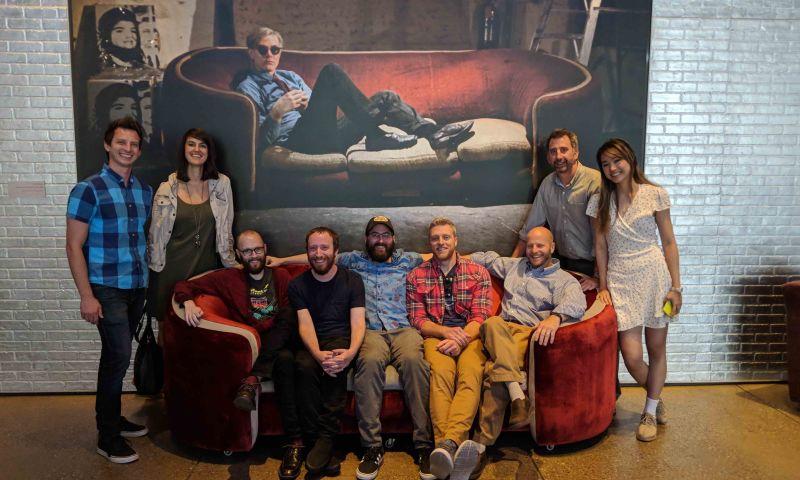 Wall-to-Wall Studios - Photo - 3