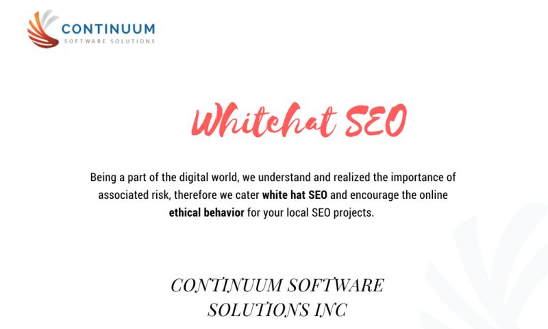 Continuum Software Solutions Inc - Photo - 3