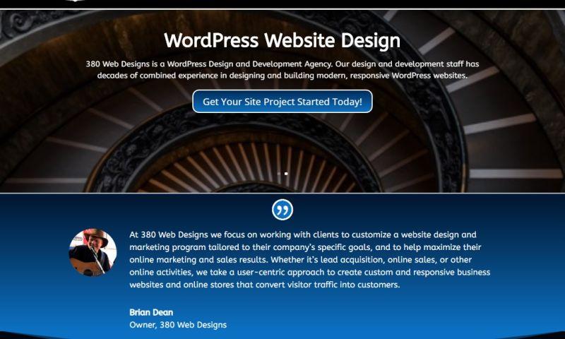380 Web Designs - Photo - 2