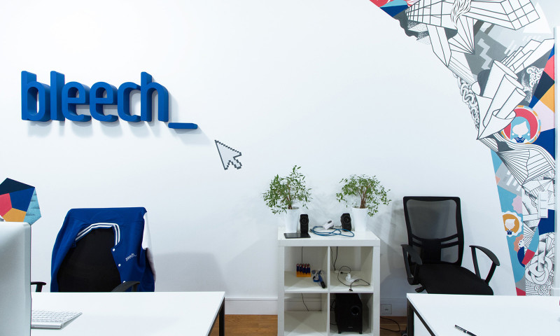 bleech GmbH - Photo - 2