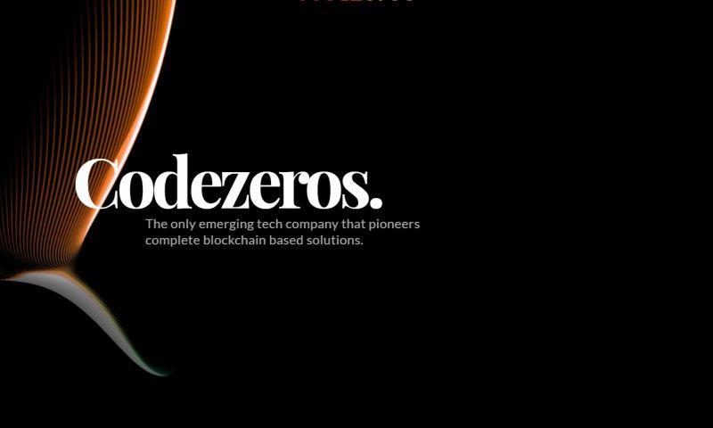 Codezeros - Photo - 2