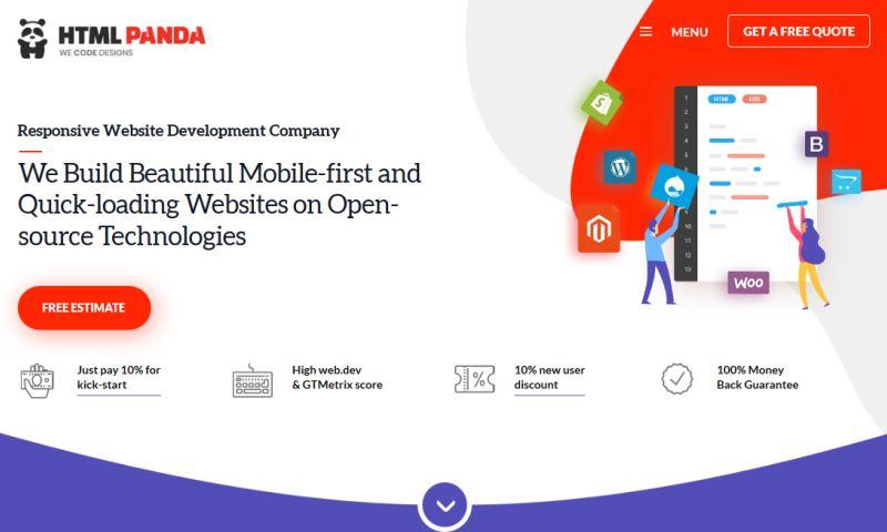 HTMLPanda - Photo - 3