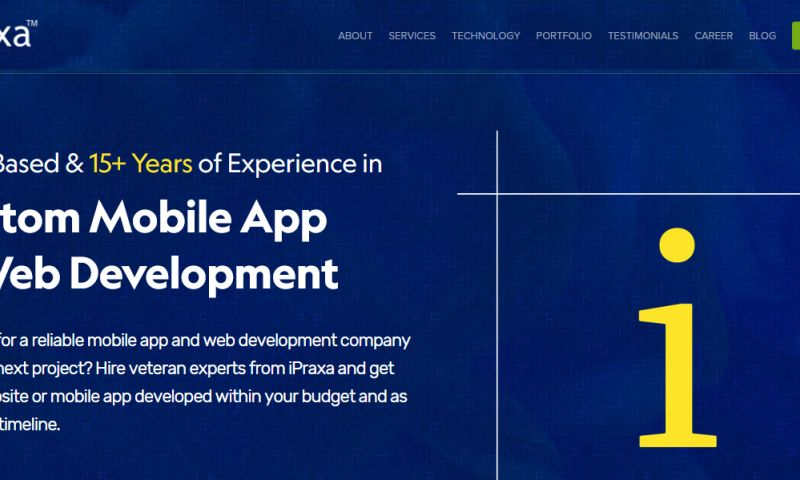 iPraxa - Web & Mobile App Development Company - Photo - 1
