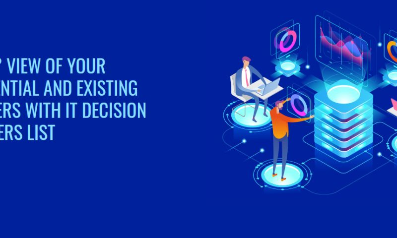 IT Decision Makers List - Photo - 3