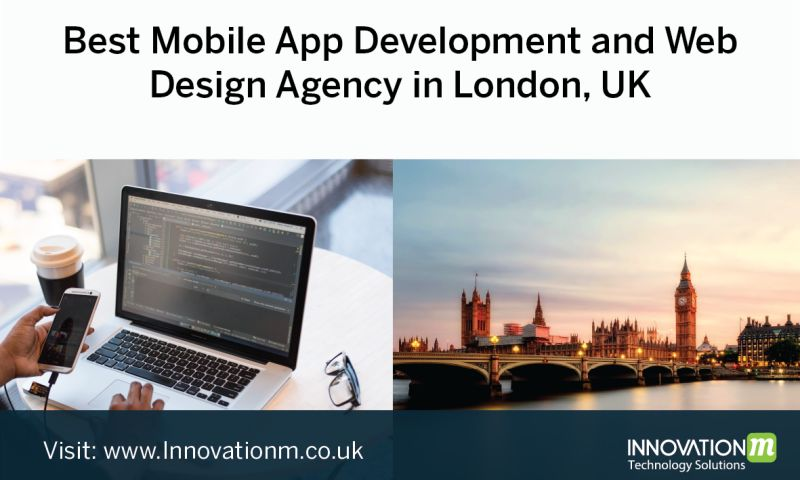 Innovationm Mobile Web Software Development Agency Uk Limited Reviews View Portfolios Designrush