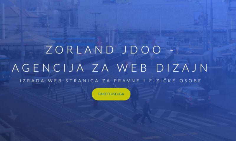 Zorland jdoo web design agency - Photo - 1