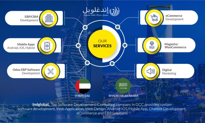 INDGLOBAL DIGITAL PVT LTD - DUBAI - Photo - 2