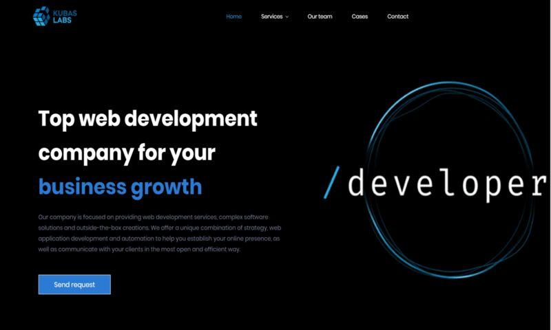 Web Development Company Kubas Labs - Photo - 2