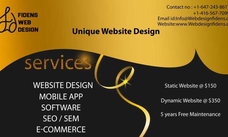Fidens Web Design - Photo - 2