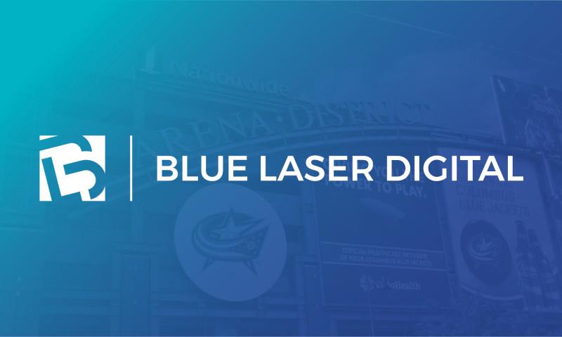 Blue Laser Digital - Photo - 1