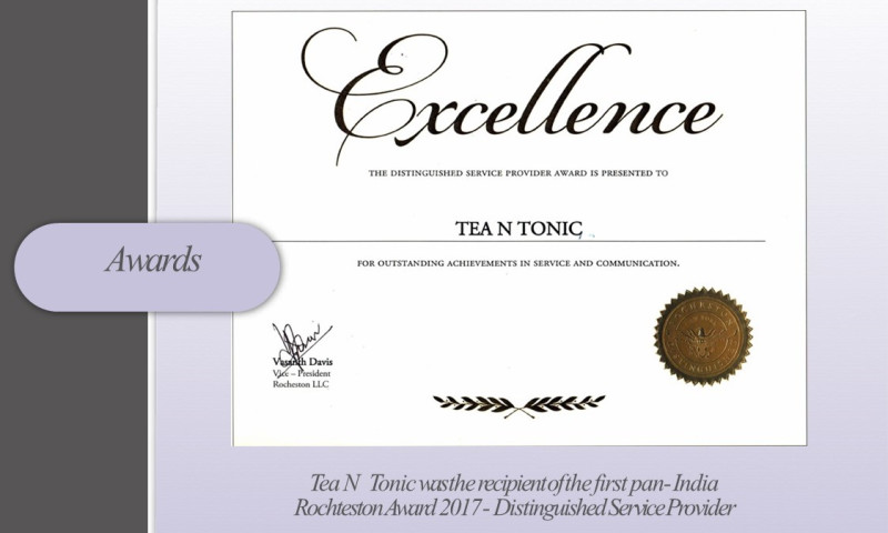 Tea n Tonic - Photo - 1