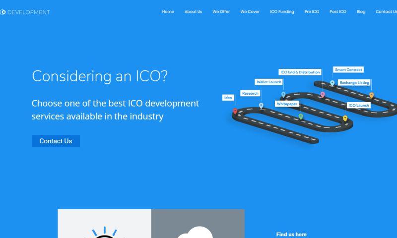 ICO Development - Photo - 1