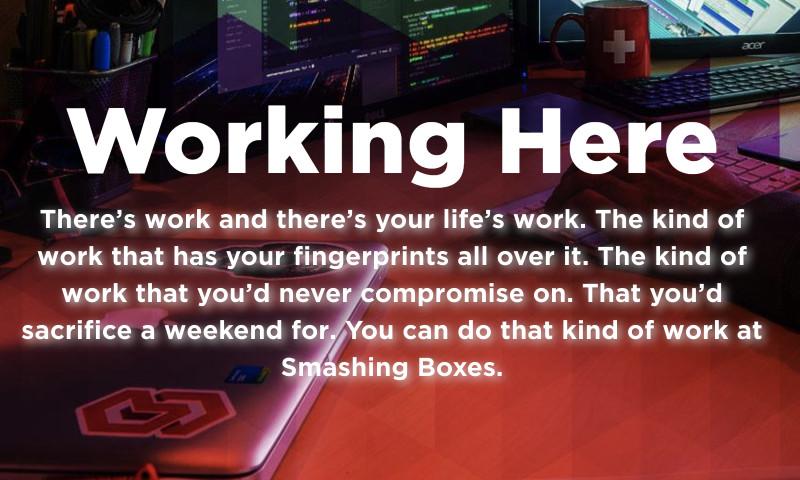 Smashing Boxes - Photo - 3