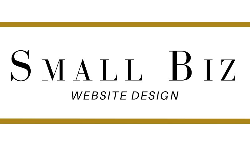 Small Biz Website Design - Photo - 2