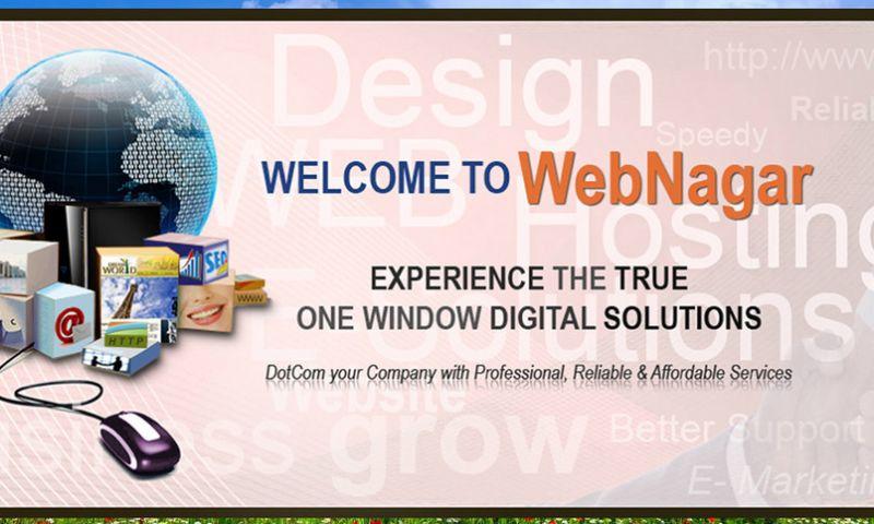WebNagar Solutions - Photo - 1