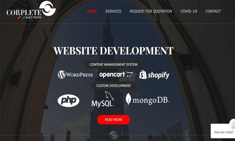 Corplete Solutions - Photo - 1