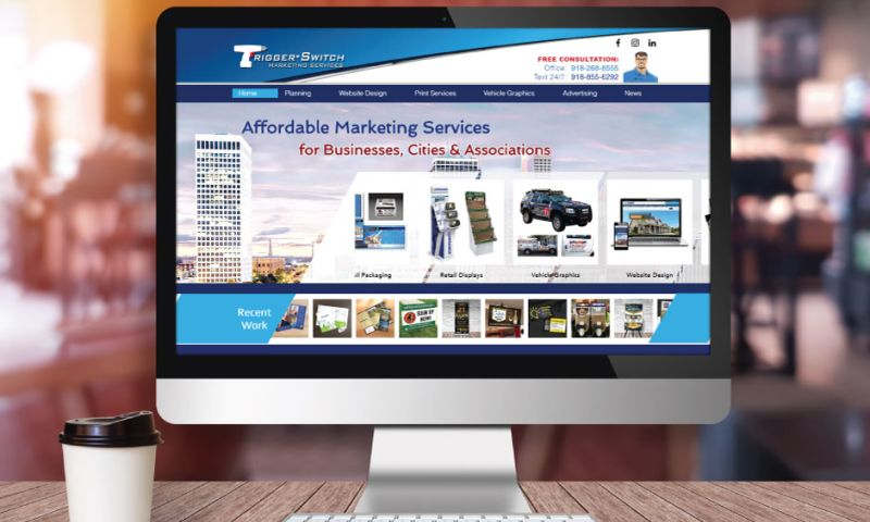 Trigger-Switch Marketing Services - Photo - 1