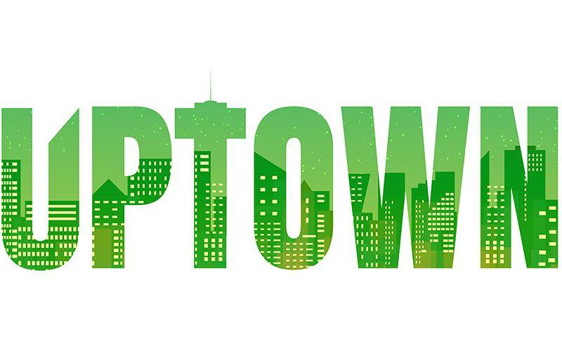 Uptown logo design - Photo - 1