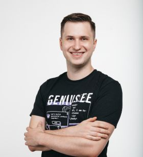 Co-owner, COO at Geniusee