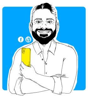Social Media Director - social media & copy expert