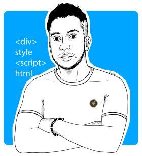 Service Manager - web developer designer