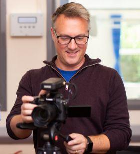 Lead Videographer & Visual Designer