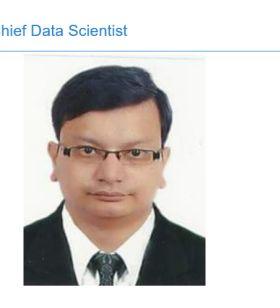 Chief Data Scientist