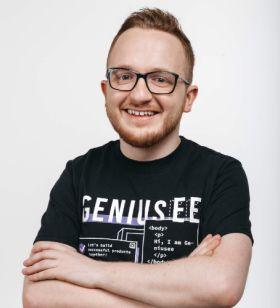 Co-owner, CTO at Geniusee