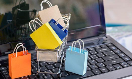 Consumer Spending Laptop E-Commerce Web Design