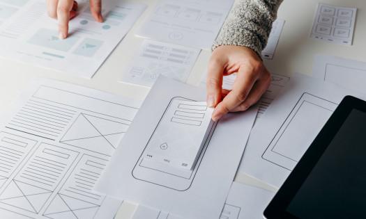 Web Mobile Designer Project