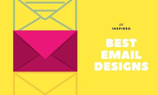 email design inspiration - best examples of email design