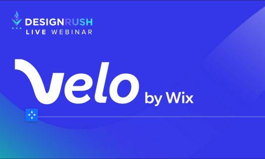 DesignRush x Velo by Wix Webinar - cover